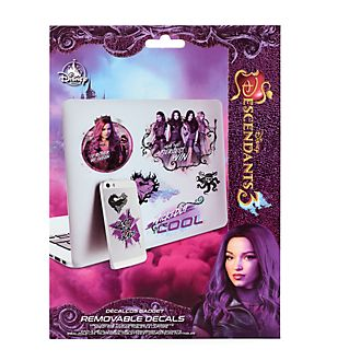 Disney Store Décalcomanies amovibles Disney Descendants 3