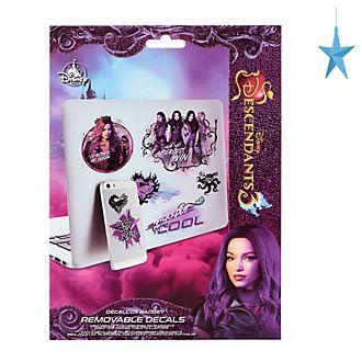Disney Store Décalcomanies amovibles Disney Descendants 3