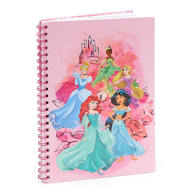 Disney Store Cahier A4 Princesses Disney