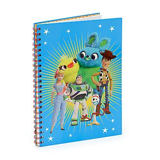 Disney Store Cahier A4Toy Story4