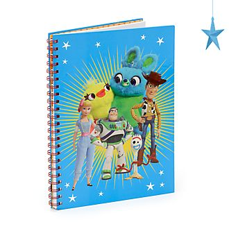 Cuaderno A4 Toy Story 4, Disney Store