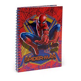Quaderno A4 Spider-Man Disney Store