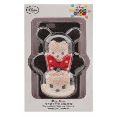 Funda para móvil Minnie y Mickey Mouse Tsum Tsum peluche