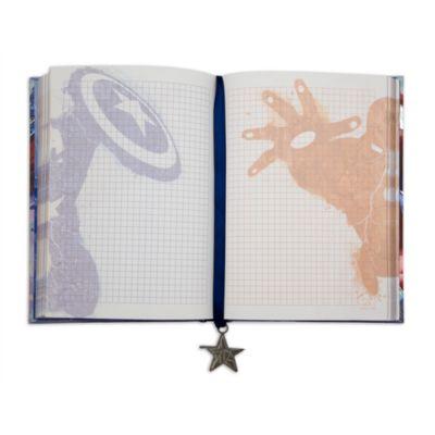Captain America Civil War notesbog