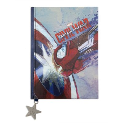 Journal Captain America Civil War