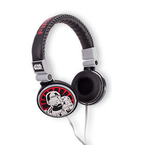 Flametrooper Headphones, Star Wars: The Force Awakens