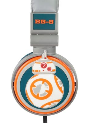 BB-8 Headphones, Star Wars: The Force Awakens
