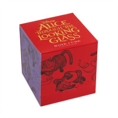 Alice Through The Looking Glass Notepad