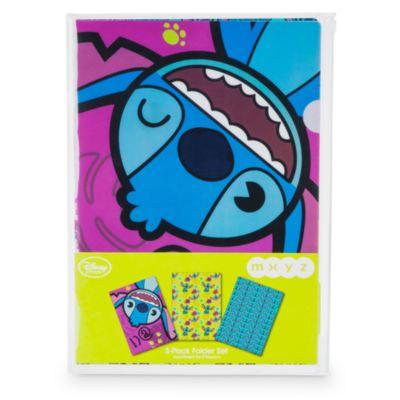 Juego de 3 carpetas MXYZ Stitch