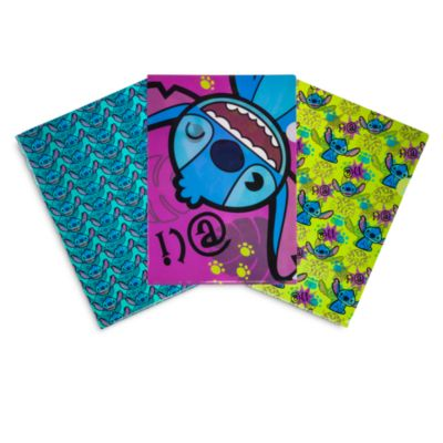 Stitch MXYZ Folder, Set of 3