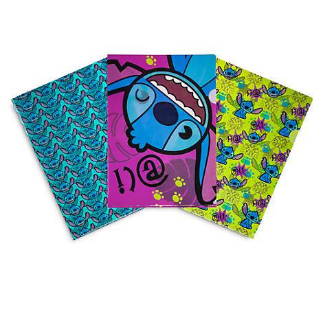 Stitch MXYZ Folder, Set of 3