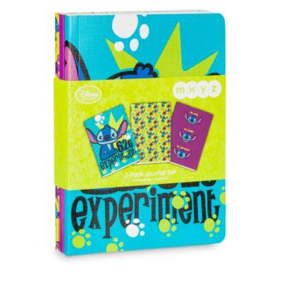 Confezione da 3 quaderni Stitch MXYZ