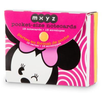 Minnie Mouse MXYZ kortsæt i lommeformat