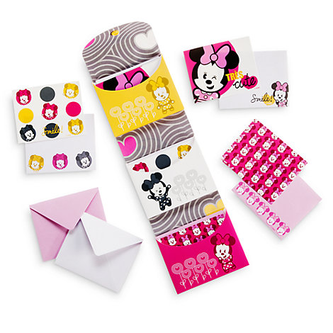 Minnie Mouse MXYZ Pocket Note Set