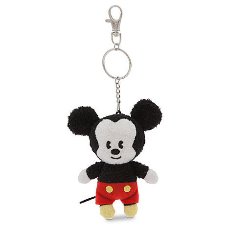 Mickey Mouse MXYZ Plush Key Ring
