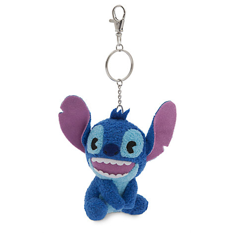 Stitch MXYZ Plush Key Ring