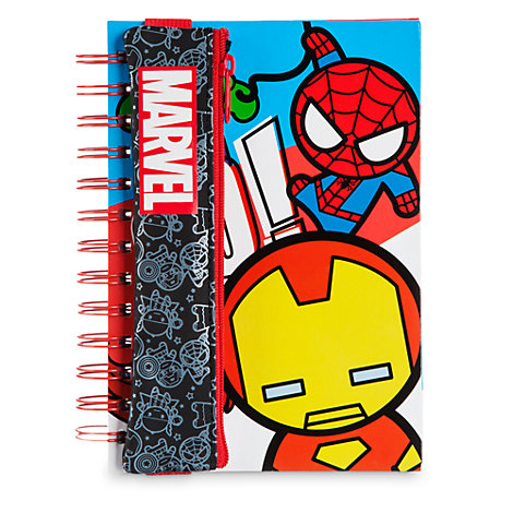 Marvel MXYZ notesbog