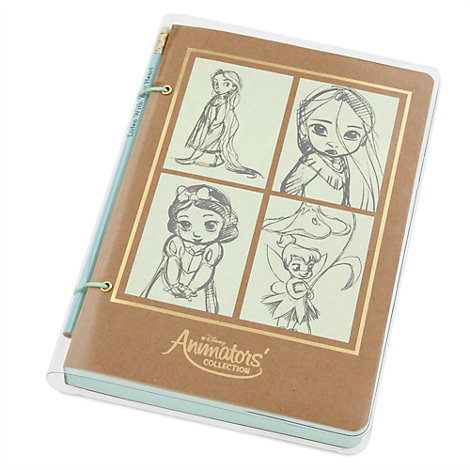 Notesbog, Disney Animators' Collection