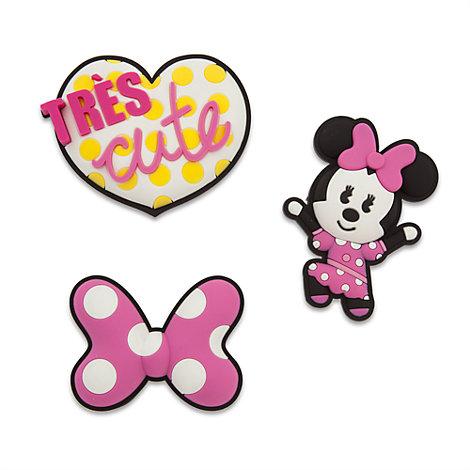 Minnie Mouse MXYZ magneter, sæt med 3 stk.
