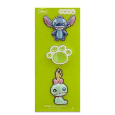 Stitch MXYZ Magnet, Set of 3