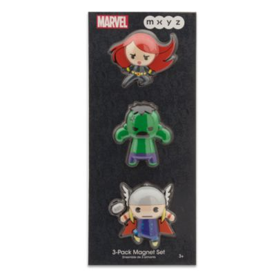 Marvel MXYZ Magnet, Set of 3