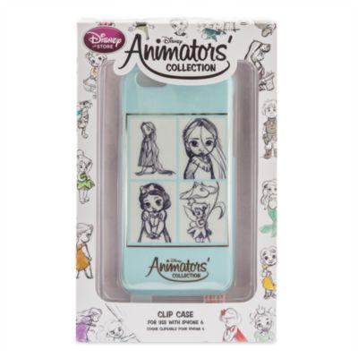Carcasa teléfono móvil colección Disney Animators