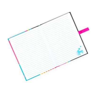 Soy Luna - Notizbuch A5 mit Musik