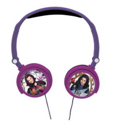 Disney Descendants Foldable Headphones