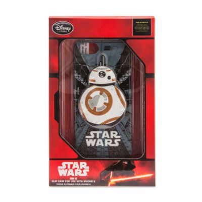 Pochette de téléphone portable à clip BB-8, Star Wars : Le Réveil de la Force