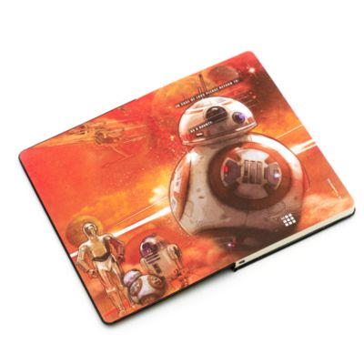 BB-8 lommebog i molskind, Star Wars: The Force Awakens