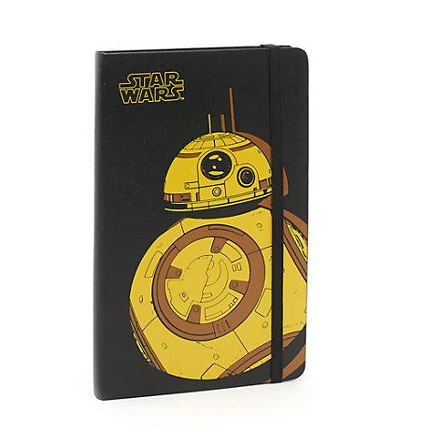 Agenda a rayas Moleskine BB-8, Star Wars: El despertar de la fuerza