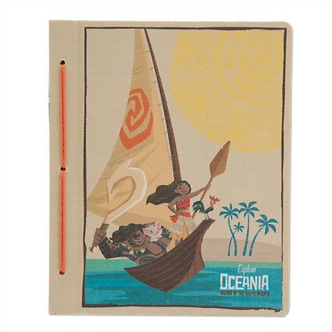 Moana Travel Journal