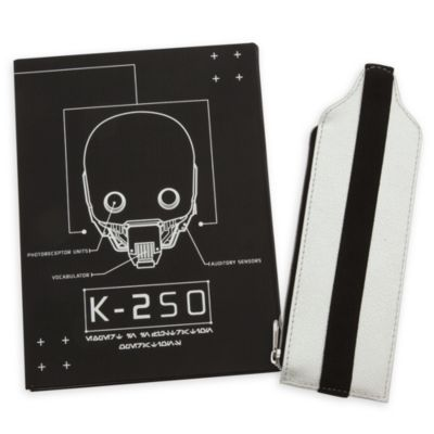 K-2SO sæt med A5-notesbog og penalhus, Rogue One: A Star Wars Story