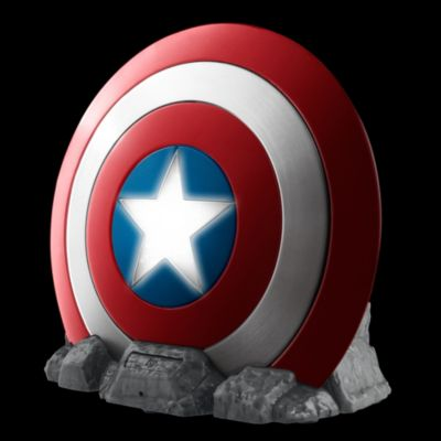 Captain America - Schild Bluetooth-Lautsprecher