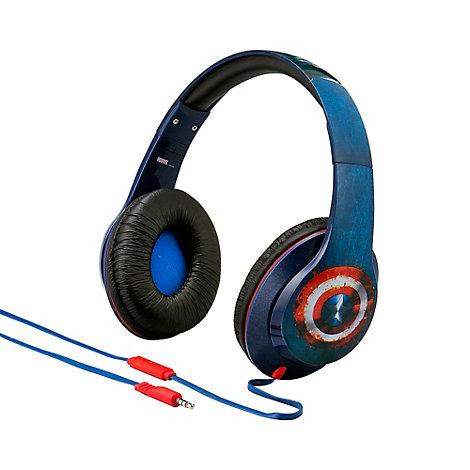 Auriculares Capitán América: Civil War