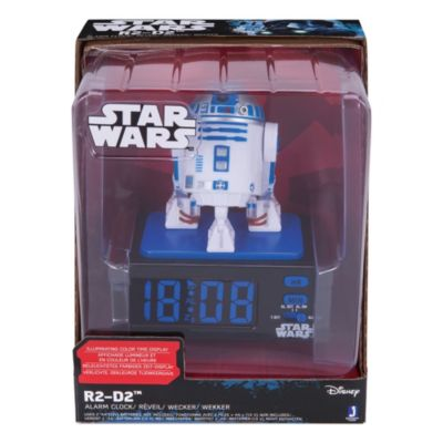 Reloj despertador R2-D2, Star Wars