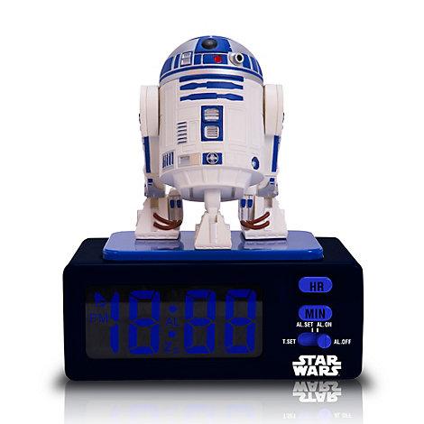 R2-D2 Alarm Clock, Star Wars