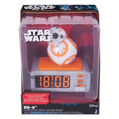 Reloj despertador BB-8, Star Wars VII: El despertar de la Fuerza