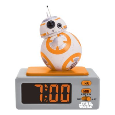 BB-8 Alarm Clock, Star Wars