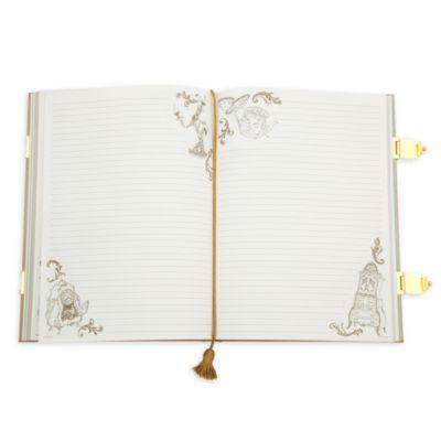 Skønheden og Udyret notesbog