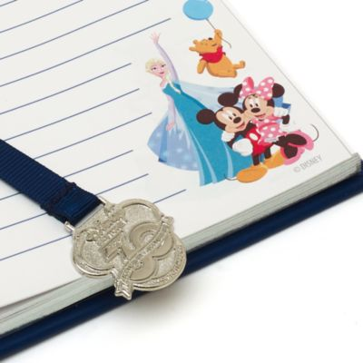 Cahier et stylo édition spéciale 30ème anniversaire de Disney Store