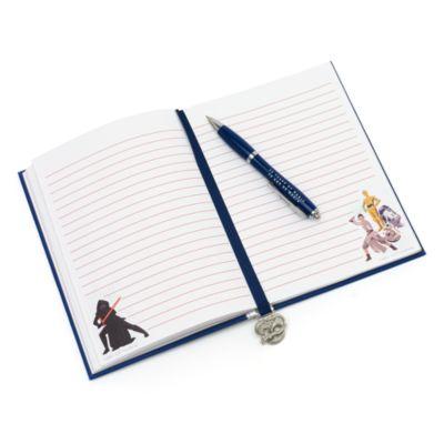 Cuaderno y bolígrafo 30 Aniversario Disney Store