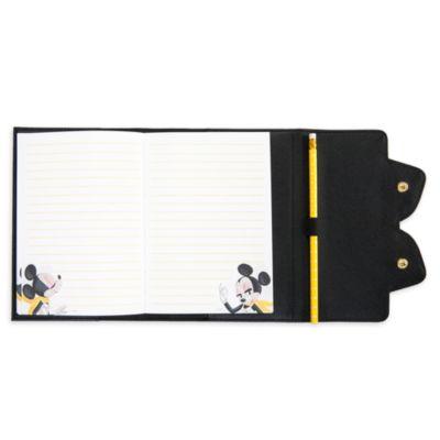 Cuaderno con tapa Minnie Mouse, colección Signature