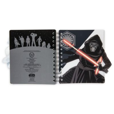 Star Wars: The Force Awakens Notebook