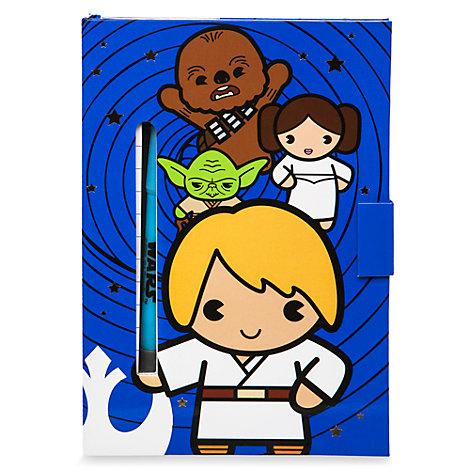 Minicuaderno MXYZ de Star Wars