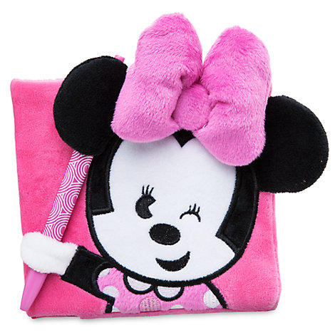 Minnie Mouse MXYZ Mini Notebook