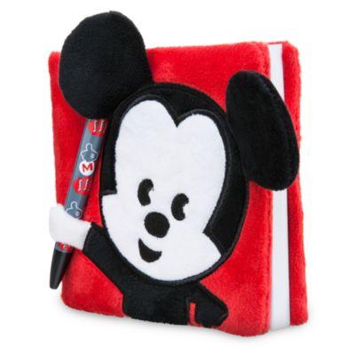Minicuaderno de Mickey Mouse de la colección MXYZ