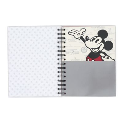 Walt Disney Studios Mickey Mouse Journal
