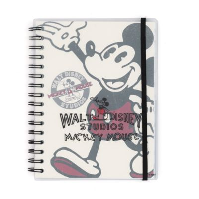 Walt Disney Studios Mickey Mouse notesbog