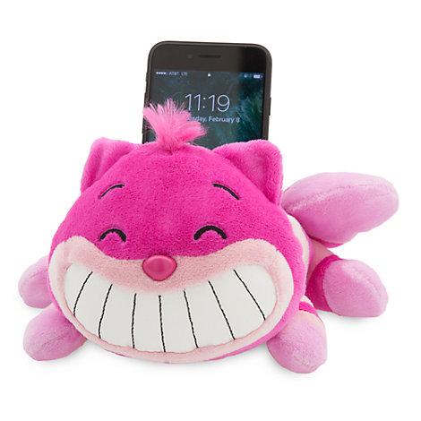Soporte tipo peluche para el teléfono móvil del Gato Cheshire de Alicia en el País de las Maravillas, colección MXYZ